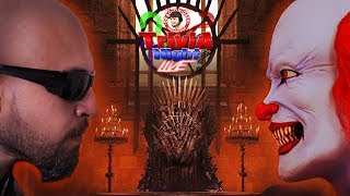 """Tonight is the NIGHT. Colossal Is Crazy takes on The Lord Vega for #GameOfThrones #Trivia supremacy!Donate & Support DOD Productionshttps://www.twitchalerts.com/donate/deadondaveSince people have asked Patreon is Back! Click here to support there.https://www.patreon.com/DeadOnDaveI am also one of the hosts of the YouTube Podcast """"Catch 33"""" along with Tommy C & ColossalisCrazy! Check us out right here!https://www.youtube.com/channel/UCFpp6cpU7jWBcADtq--qDbQ/featuredCheck out WRESTLECRATE.CO.UK for the best Monthly Subscription Box for Wrestling Fans. Use Promo Code DEADONDAVE to save 10% off your 1st BOX!http://www.wrestlecrate.co.uk/ALL POKEMON MUSIC IS FROM GlitchxCity Make sure you go check it outTwitter - @GlitchxCityYouTube - https://www.youtube.com/GlitchxCitySoundCloud - https://soundcloud.com/glitchxcityIf you want more Wrestling Content from me check me out over on the Andre Corbeil Show where I am a Co-Hosthttps://www.youtube.com/channel/UChKkQnO2PxAdXdjX-9oSFWQI'm now on Discord if you want to hang out and get updates for everything in the community.https://discord.gg/tA33XbtCheck Out The Dead On Dave Merch Store & Buy Some Shirtshttp://deadondave.spreadshirt.com/I am a proud partner with Machinima make sure you check them out right belowhttps://www.youtube.com/watch?v=y22PvO0nGysTo get this wonderful Graphic Work for yourself Contact my Graphics Man Guncannon & his new Graphics Company Iron Knight Graphics! Contact him at the following!IronGraphics1982@Gmail.comAdditional Graphics work provided by SparxyDriod a young Talented Artist. Contact her here if you would like to commission any work done for you or your channelhttps://twitter.com/SparxxyDroidAs well as @AHallDesigns who did some work for Nerd & The Jerk on short noticeBeen wanting to call in but didn't have a Skype ID for some weird reason? Well guess what NOW YOU can get in on the call in fun for All DOD LIVE Shows @ (702) 751-2902Dead On Dave ProductionsCall in on Skype - davidvancuraTwitter @De"""