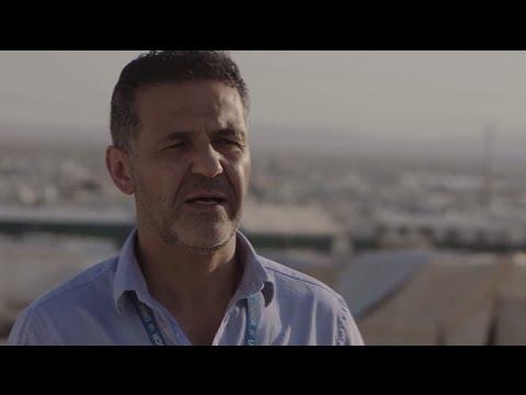 Jordan: Khaled Hosseini Visit