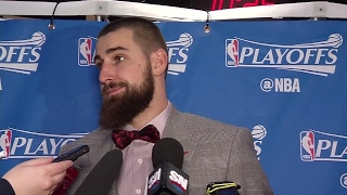 Valanciunas: I'm an emotional player, fans get me going by Sportsnet Canada