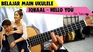 Belajar Main Ukulele: Iqbaal Ramadhan - Hello You (Ost.Teman Tapi Menikah) | Full Tutorial