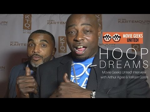 Hoop Dreams: William Gates & Arthur Agee