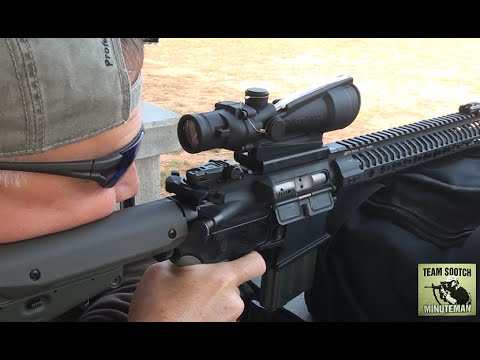 Trijicon ACOG  What's The Big Deal?