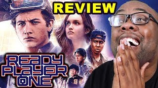 Video READY PLAYER ONE REVIEW - Too Much Nostalgia? Or Not Enough? (Black Nerd) MP3, 3GP, MP4, WEBM, AVI, FLV Juni 2018