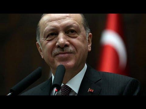 Ερντογάν: «Η Τουρκία θα συντρίψει τον τρομοκρατικό στρατό των ΗΠΑ»…