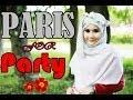 Tutorial Hijab Segi Empat Pesta menutup Dada by Didowardah #47