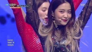 Video 뮤직뱅크 Music Bank - RBB(Really Bad Boy) - 레드벨벳(Red Velvet).20181214 MP3, 3GP, MP4, WEBM, AVI, FLV Desember 2018