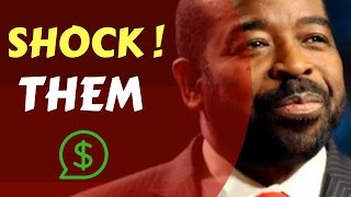Les Brown ► SCHOCK THEM & PROVE THEM WRONG ► Best Motivational Speech Ever !!