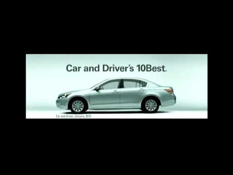 Honda Commercial for Honda Accord (2010) (Television Commercial)