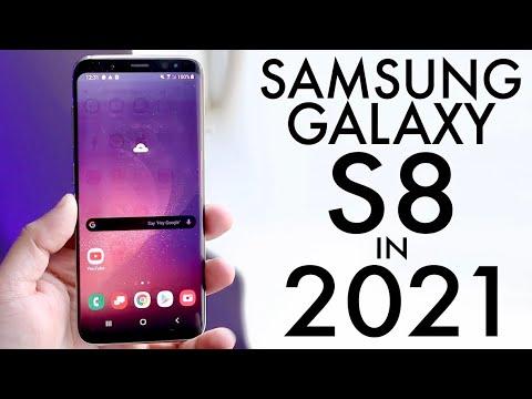 Samsung Galaxy S8 In 2021! (Still Worth It?) (Review)