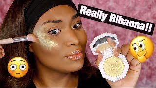 FULL FACE FENTY BEAUTY by RIHANNA -- IRISBEILIN