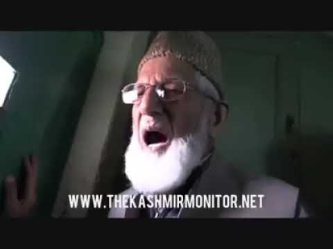 Syed Ali Gilani under siege