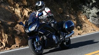 3. 2016 Yamaha FJR1300ES Video Review