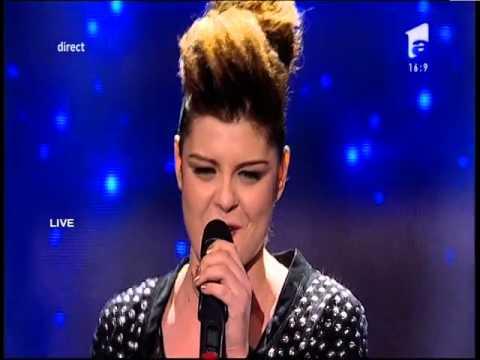 natural - Alexandra Crişan a interpretat melodia