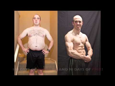 P90X Results – Chris's Power 90 and P90X Workout Transformation Results – PX90 – Team D2R