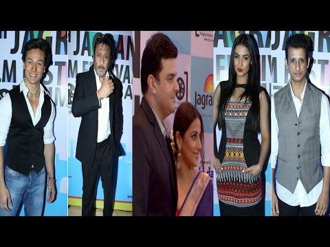 Vidya Balan, Sharman Joshi, Tiger Shroff & Others At The 5th Jagran Film Festival