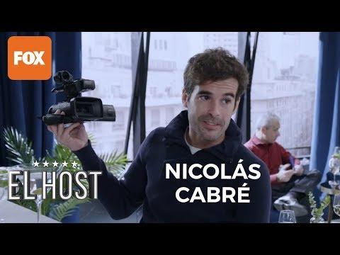 Increíble: ¿Nico Cabré haciendo un reality show? | El Host