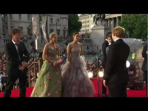 'Harry Potter and the Deathly Hallows - Part 2'  Red Carpet Premiere