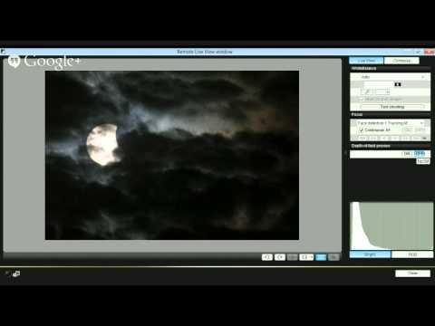 solar - Estoy transmitiendo el eclipse en vivo.