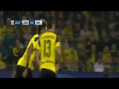 Borussia Dortmund vs Real Madrid 2-2 All Goals and Highlights Champions League HD 2016 ☻
