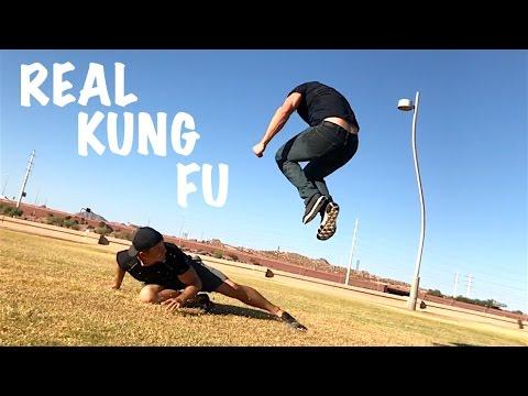 Learn Real Kung Fu (видео)
