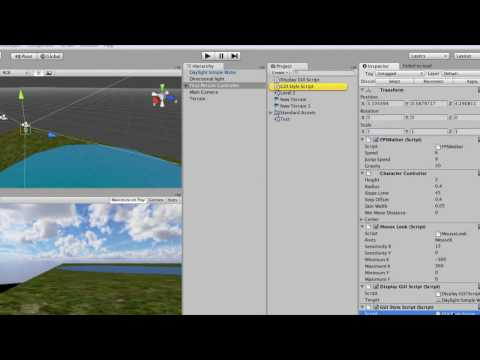 preview-Create a FPS Game In Unity 3D #10 - Switching Levels (TechzoneTV)
