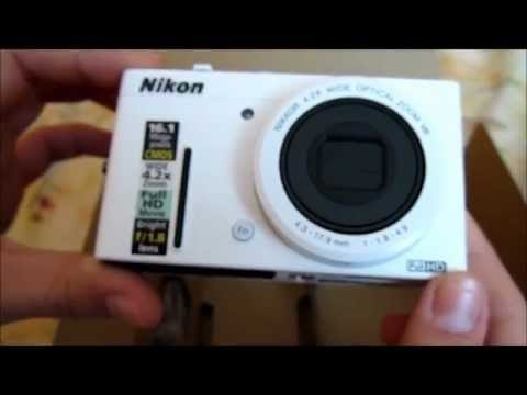 Nikon Coolpix P310 (unboxing and product images)