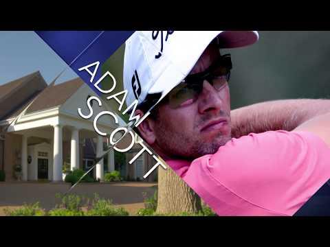 Adam Scott: PGA Championship Round 2 recap