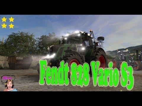 FENDT 828 Vario S3 v1.0