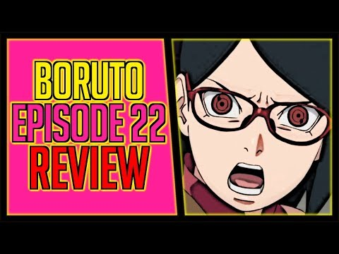 Boruto Episode 22 Review