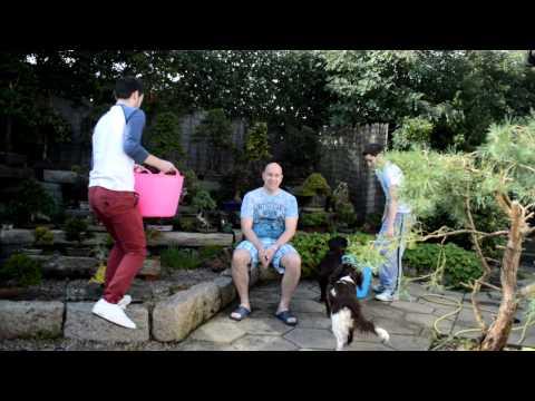 Bonsai eejit Ice Bucket Challenge