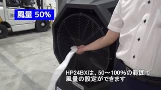 ワコーパレット 大型気化式冷風機