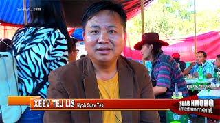 Suab Hmong Entertainment:  Exclusive Interview Xeng Te Lee (Xeev Tej Lis) from China