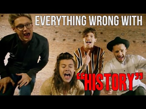 Everything Wrong With One Direction - \