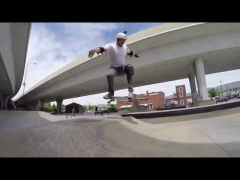 Shred Boise Best of Rhodes Skatepark 2016