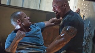 Nonton Vin Diesel vs The Rock Fight Fast & Furious Film Subtitle Indonesia Streaming Movie Download