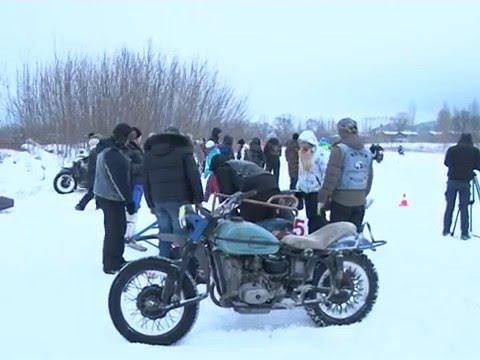 Байкеры провели международный зимний слет SnowDogs-2016