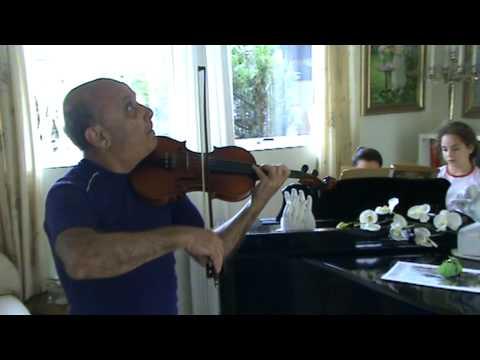 Czardas (Csárdás) Anjelika Mounzer & Dimitri Vychkin (видео)