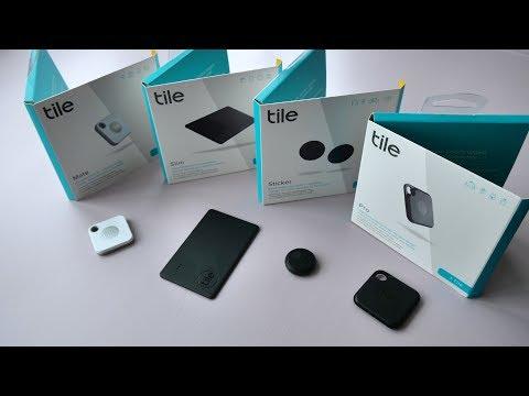 Which Tile Bluetooth Tracker is best?   Pro vs Mate vs Slim vs Sticker