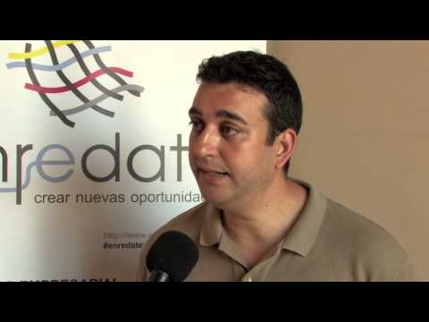 Miguel Ángel Ballester Empresario Enrédate Xátiva 2014
