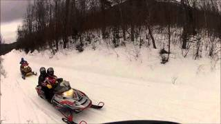 1. Blowing the motor at near idle skidoo 800 POWERTEK