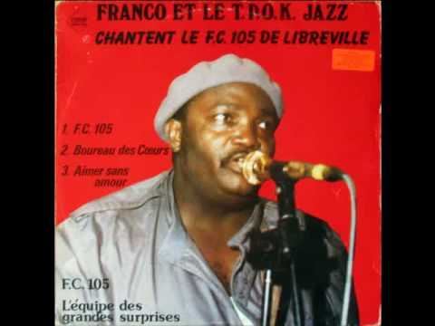 Boureau des Coeurs (Dnis Bonyeme) - TPOK Jazz 1985
