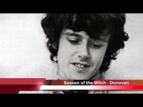 Donovan - Season of the witch lyrics