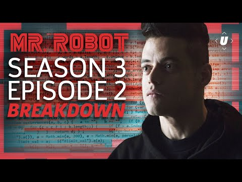 "Mr. Robot Season 3 Episode 2 ""Undo"" Breakdown!"