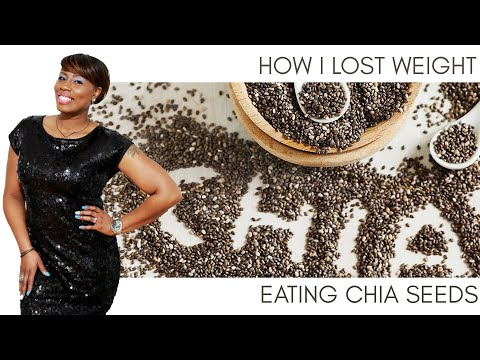 Chia Seeds For Weight Loss | Chia Seeds Recipe How I Eat Them