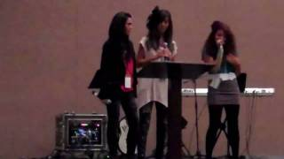 Created on July 12, 2010 Nadia Mejia. Brittney Barragan and Jazzy Mejia.