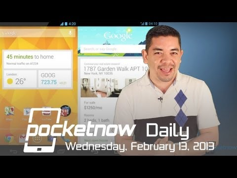 Google Now Gets Better, Nokia Tablet Rumors, Galaxy S III Wireless Charging & More – Pocketnow Daily