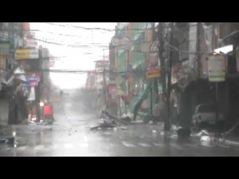 Φιλιππίνες: Στο έλεος του σούπερ τυφώνα Μανγκούτ