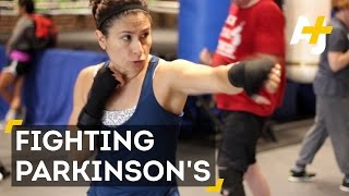 AJ+ : Boxing Gym in SF Trains Parkinson's Patients to Fight for a Better Life