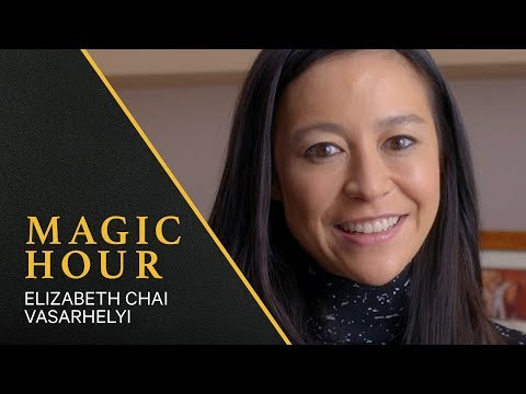 'Free Solo' Director Elizabeth Chai Vasarhelyi: Making The Impossible Possible   Magic Hour