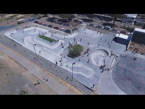 Napier Skatepark (Bay Skate) Opening Day
